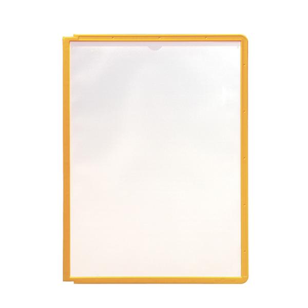Демопанель А4 DURABLE SHERPA® желтая, 5606/04