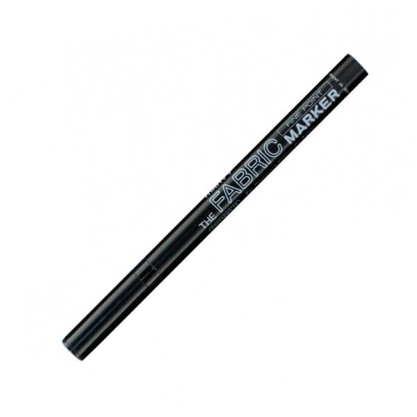 Маркер для ткани MARVY 522/1 черный 1мм