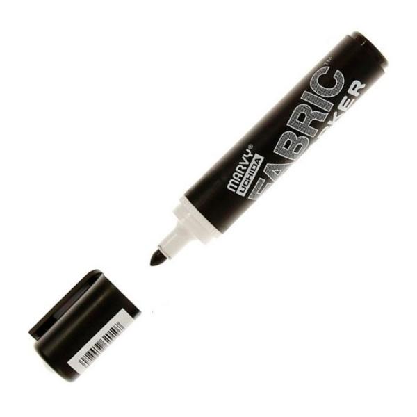 Маркер для ткани MARVY 622-S/1 черный 2-4мм