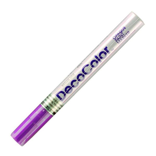 Маркер лаковый  MARVY 300/8 фиолетовый 2-4мм