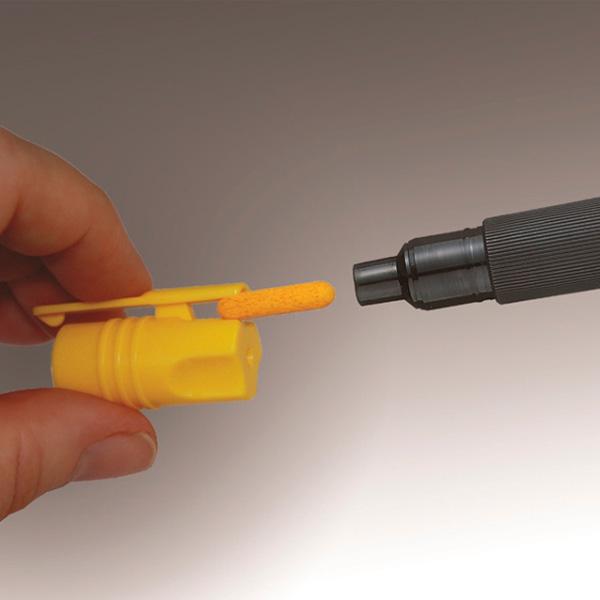 Маркер меловой Pentel SMW26-A черный 1,4-4мм