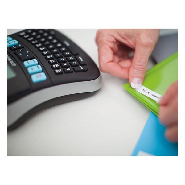 Принтер этикеток ленточный DYMO Label Manager 210D, русск/англ, S0815220