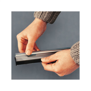 Держатель для плаката 1200мм с клик-профилем 26мм, 2шт/уп, 2x3, PS1200