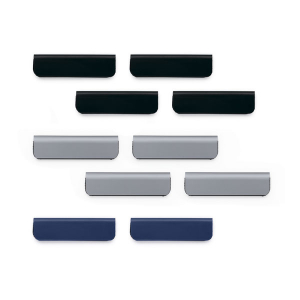 Клип магнитный (держатель для заметок) 60х17мм DURABLE DURAFIX® 4709/00 ассорти