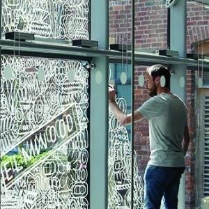 Маркер для окон и стекла EDDING 4090/004 зеленый 4-15мм