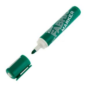 Маркер для ткани MARVY 622-S/4 зеленый 2-4мм