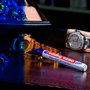 Маркер ультрафиолетовый Edding 8280/0 бесцветный 1,5-3мм