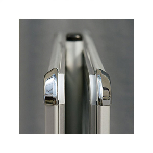 Напольная рекламная стойка односторонняя с клик-рамкой А2, 176см, 2x3, TZSN/A2