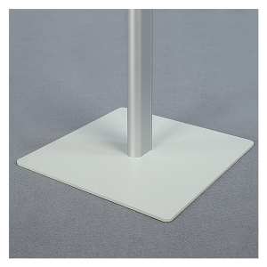 Напольная рекламная стойка с клик-рамкой А3, вертикальная, 100см, 2x3, TZ100/A3V