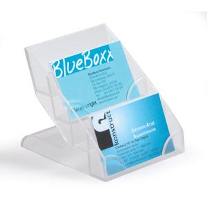 Настольная подставка для визиток на 240 карт, DURABLE, 2439/19
