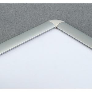 Рамка для постеров А0 настенная с клик-профилем 25мм, 2x3, TZW25/A0