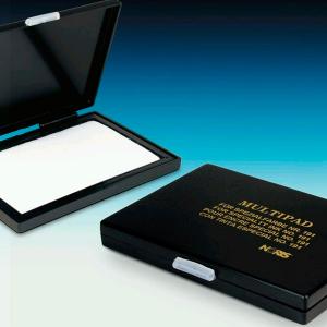 Штемпельная подушка Noris Multipad 80х120 для спиртовых красок, неокрашенная