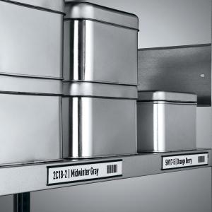 Табличка для маркировки магнитная 200х30мм DURABLE 1711/58  5шт/уп